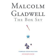 Malcolm Gladwell Box Set by Malcolm Gladwell