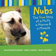 Nubs by Major Brian Dennis, Mary Nethery, Kirby Larson