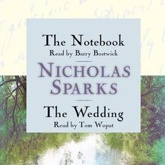 The Notebook & The Wedding Box Set by Nicholas Sparks