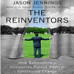 Reinventors by Jason Jennings