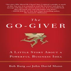 The Go-Giver by Bob Burg, John David Mann
