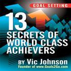 Goal Setting by Vic Johnson