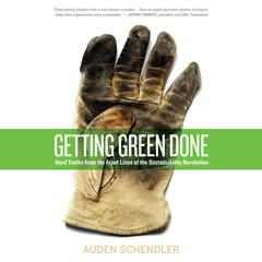 Getting Green Done by Auden Schendler