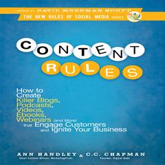 Content Rules by Ann Hadley, C. C. Chapman