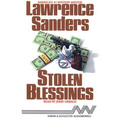 Stolen Blessings by Sanders, Lawrence Sanders