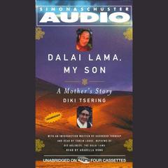 Dalai Lama by Diki Tsering