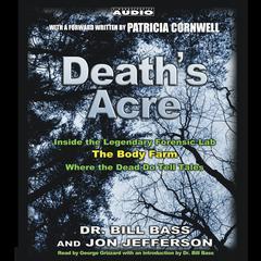 Death's Acre by Dr. Bill Bass, Jon Jefferson