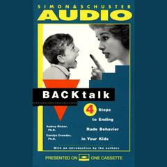 Backtalk by Audrey Ricker, PhD, Carolyn Crowder, PhD