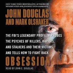 Obsession by John E. Douglas, Helen Hardt, John Douglas, Mark Olshaker
