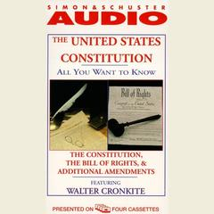 All You Want to Know about the United States Constitution by Knowledge Products