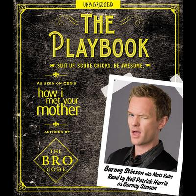 The Playbook by Barney Stinson, Matt Kuhn