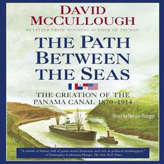 Path Between the Seas by David McCullough