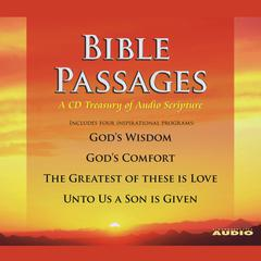 Bible Passages by various authors