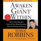 Awaken the Giant Within by Tony Robbins, Anthony Robbins
