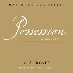 Possession by Helen Hardt, A. S. Byatt