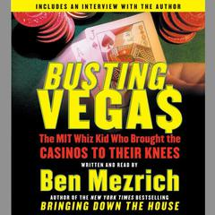 Busting Vegas by Ben Mezrich