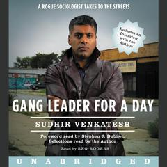 Gang Leader for a Day by Sudhir Alladi Venkatesh
