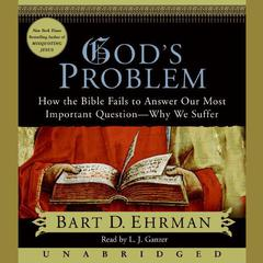 God's Problem by Bart D. Ehrman