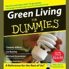Green Living for Dummies by Yvonne Jeffery, Liz Barclay, Michael Grosvenor