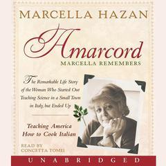 Amarcord by Marcella Hazan