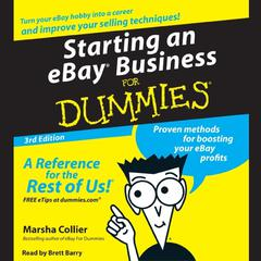 Starting an eBay Business for Dummies by Marsha Collier