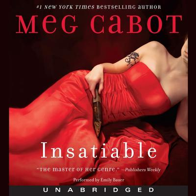 Insatiable by Meg Cabot