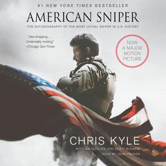 American Sniper by Chris Kyle, Scott McEwen, Jim DeFelice