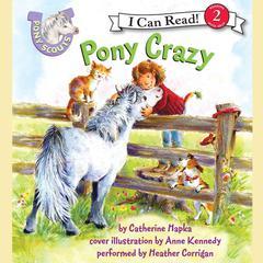 Pony Crazy by Catherine Hapka