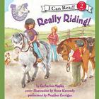 Really Riding! by Catherine Hapka