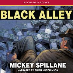 Black Alley by Mickey Spillane