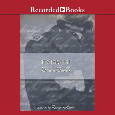Testament by Benson Bobrick