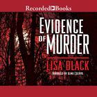 Evidence of Murder by Lisa Black