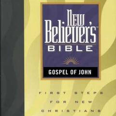 New Believer's Bible by Greg Laurie