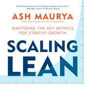 Scaling Lean by Ash Maurya