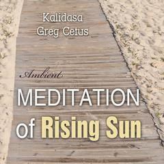 Meditation of Rising Sun by Kalidasa