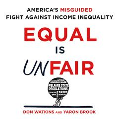 Equal is Unfair by Don Watkins