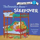 The Berenstain Bears' Sleepover by Jan Berenstain, Mike Berenstain