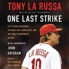 One Last Strike by Tony La Russa