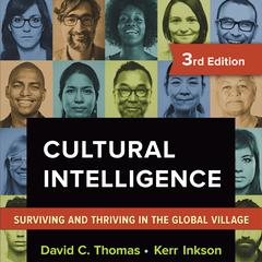 Cultural Intelligence by Kerr C. Inkson