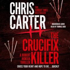 Crucifix Killer by Chris Carter