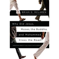 Why Did Jesus, Moses, the Buddha, and Mohammed Cross the Road? by Brian D. McLaren