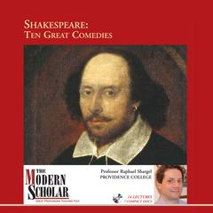 Shakespeare by Raphael Shargel