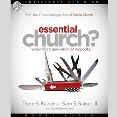 Essential Church? by Thom S. Rainer, Sam S. Rainer III