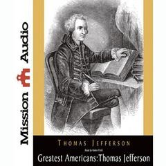 Thomas Jefferson by Thomas Jefferson
