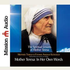Mother Teresa by Dr. Lou Tartaglia