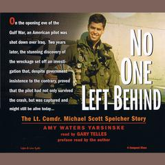 No One Left Behind by Amy Waters Yarsinske