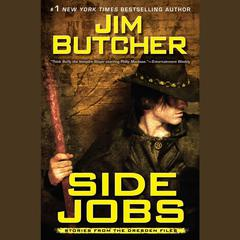 Side Jobs by Jim Butcher