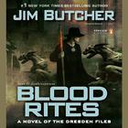 Blood Rites by Jim Butcher