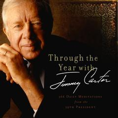 Through the Year with Jimmy Carter by Jimmy Carter