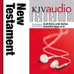 KJV Audio Bible, Pure Voice: New Testament by Zondervan